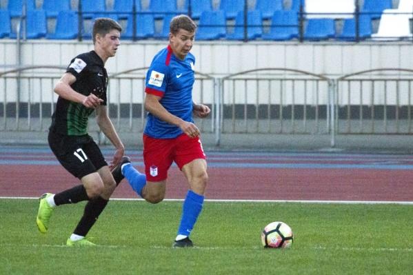 Шаповалов забил гол на последней минуте