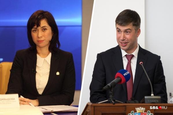 Логвиненко заявил, что у него нет претензий к Давыдовой, но он не уверен в ее полной невиновности