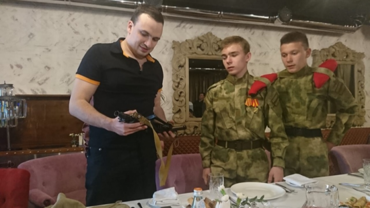 «Идут обыски»: из-за стрельбы депутата Госдумы Дмитрия Ионина возбудили уголовное дело