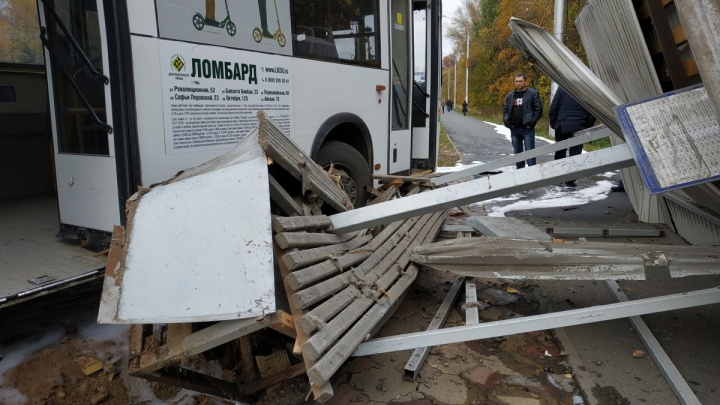 Пострадавшие в аварии двух автобусов в Уфе получат компенсацию