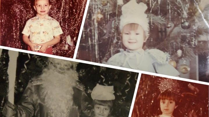 «Мой папа — Дед Мороз!» Тюменцы в поисках новогоднего настроения делятся детскими воспоминаниями