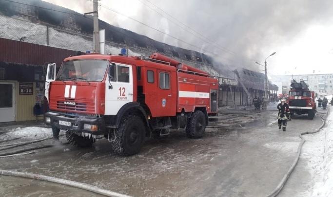 Мошенники начали запугивать бизнесменов проверками в ТЦ после крупного пожара в Искитиме