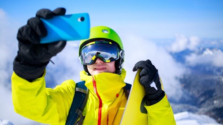 Проговорили 280 миллионов минут: Tele2 проанализировал горнолыжные курорты на основе big data