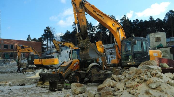 Создатели «Гринвича» застроят территорию завода точной механики в Екатеринбурге