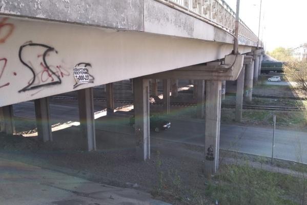 Ремонт Мичуринского моста планируется на 2020 год