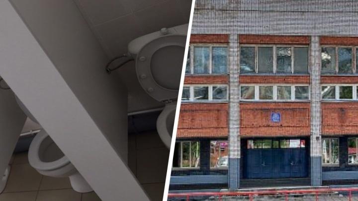 «Дети — тоже люди»: в школе из Ярославской области разгорелся скандал из-за туалетов без дверей