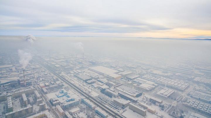 Датчики загрязнений зашкаливают и после снятия режима НМУ в Красноярске
