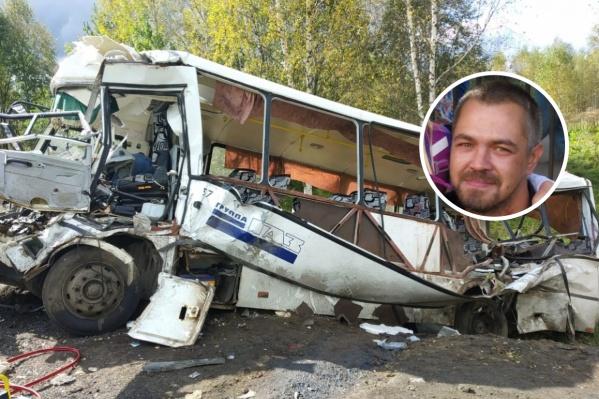 Олег Лапшин чудом выжил в том ДТП
