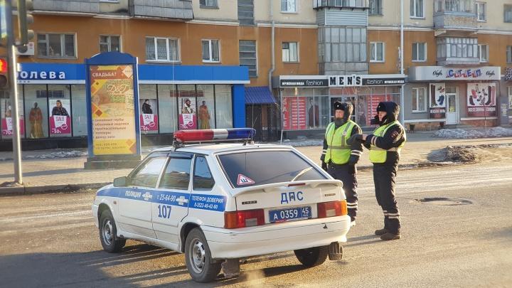Александры, Сергеи и Елены нарушают Правила дорожного движения чаще других водителей в Зауралье