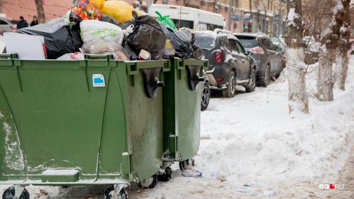 Готовим весы? Регоператор рассказал, как хочет изменить тариф за вывоз мусора в Самарской области