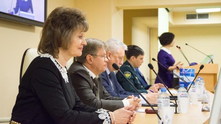 Ученые России, США и ближнего зарубежья обсудили проблемы экономической безопасности