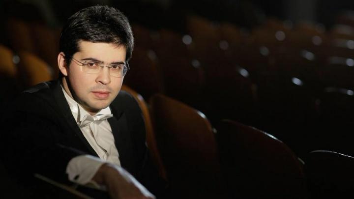 Главный дирижер Ростовской филармонии получит президентскую премию