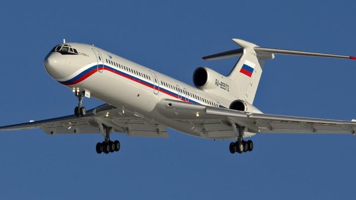 Минобороны назвало окончательную причину авиакатастрофы Ту-154 над Чёрным морем