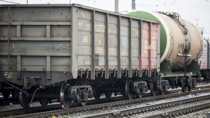 В Новосибирской области грузовой поезд сбил 13-летнего мальчика