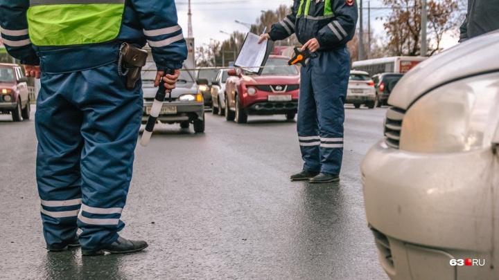 Смертельная встречка: под Самарой водитель KIA Rio погиб после столкновения с большегрузом