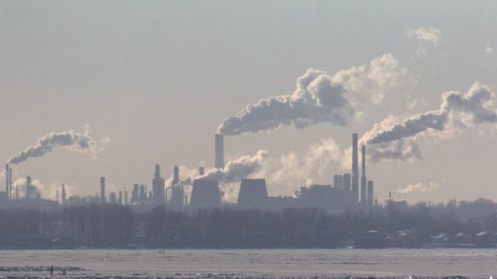 Суд назначил Куйбышевскому нефтеперерабатывающему заводу штраф за загрязнение воздуха
