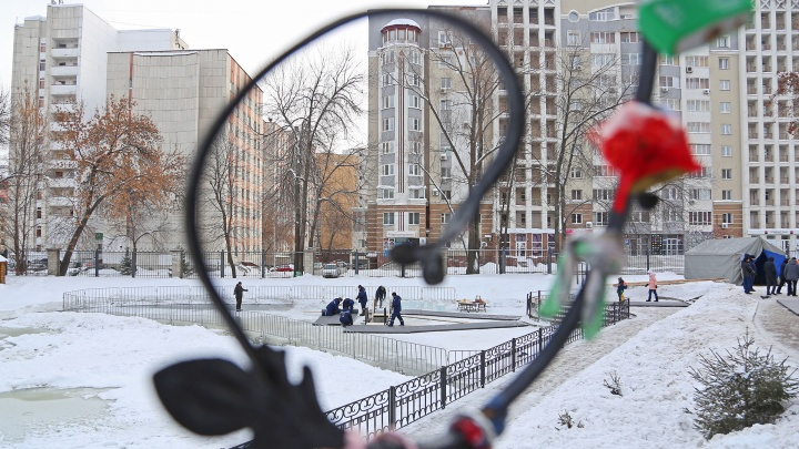 Сад имени Аксакова в Уфе станет объектом культурного наследия Башкирии