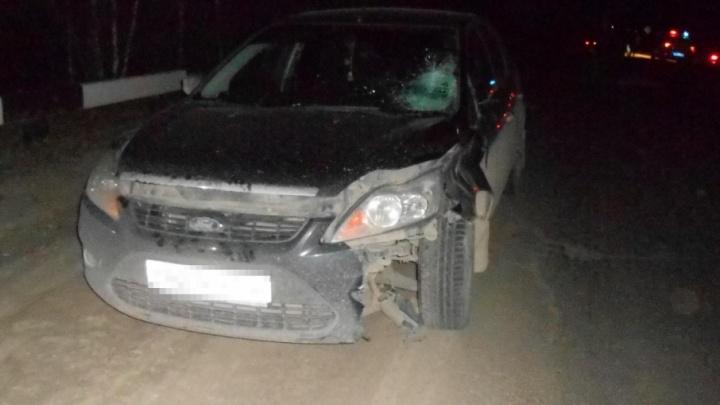 В Башкирии устанавливают личность женщины, погибшей под колесами «Форд-Фокуса»