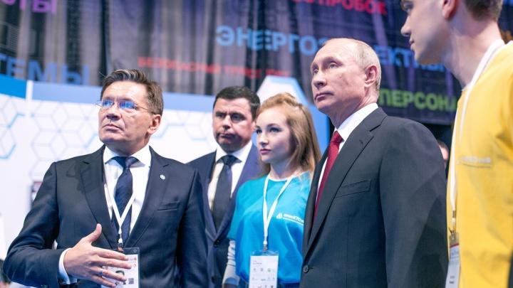 В Ярославль едет Владимир Путин: когда и где ждут президента