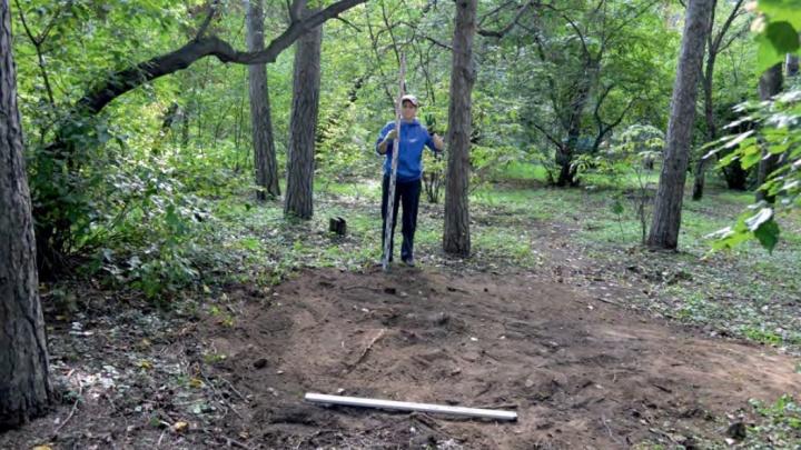Археологи все-таки разрешили мэрии реконструировать Зеленую Рощу, но составили правила