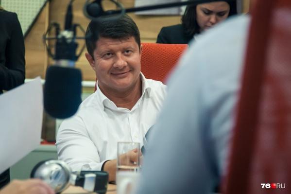 Владимир Слепцов управлял Ярославлем два года