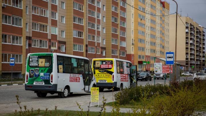 Бунт на Акатуйском: забастовка маршрутчиков лишила транспорта жителей целого микрорайона