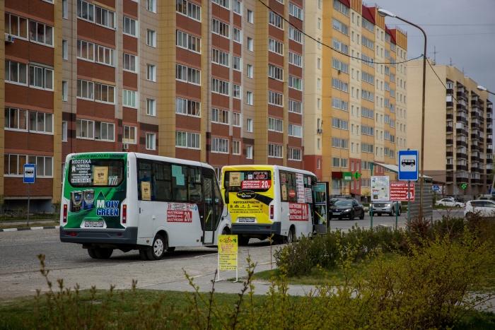Забастовка маршруток на Акатуйском жилмассиве продлилась несколько часов