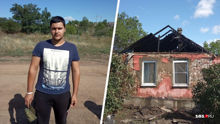 В Каменске-Шахтинском 18-летний юноша спас из огня женщину-инвалида