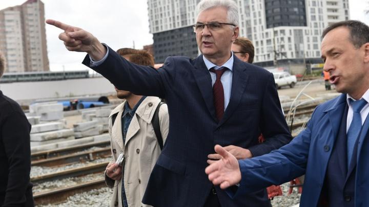 Из-за стройки отеля Hyatt в августе откроют только половину улицы Татищева