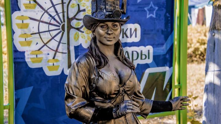 В Самаре нашли деньги на проведение фестиваля уличных театров «Пластилиновый дождь»