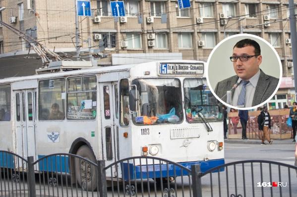 Весной 2020 года в Ростове будут ездить 120 троллейбусов