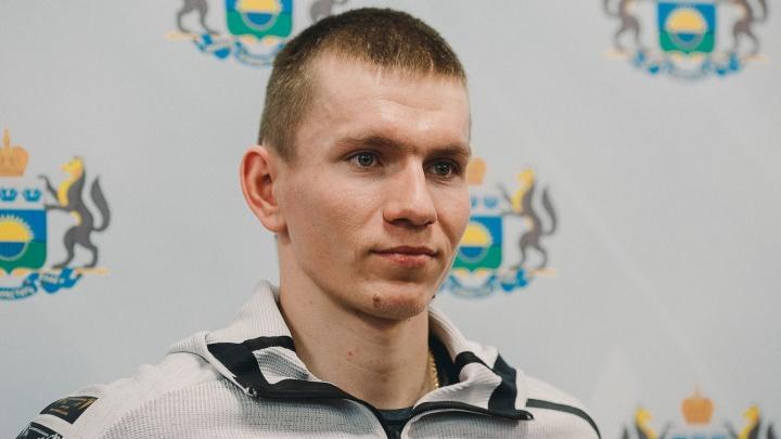 Тюменский лыжник Александр Большунов взял бронзу на гонке «Тур де Ски»