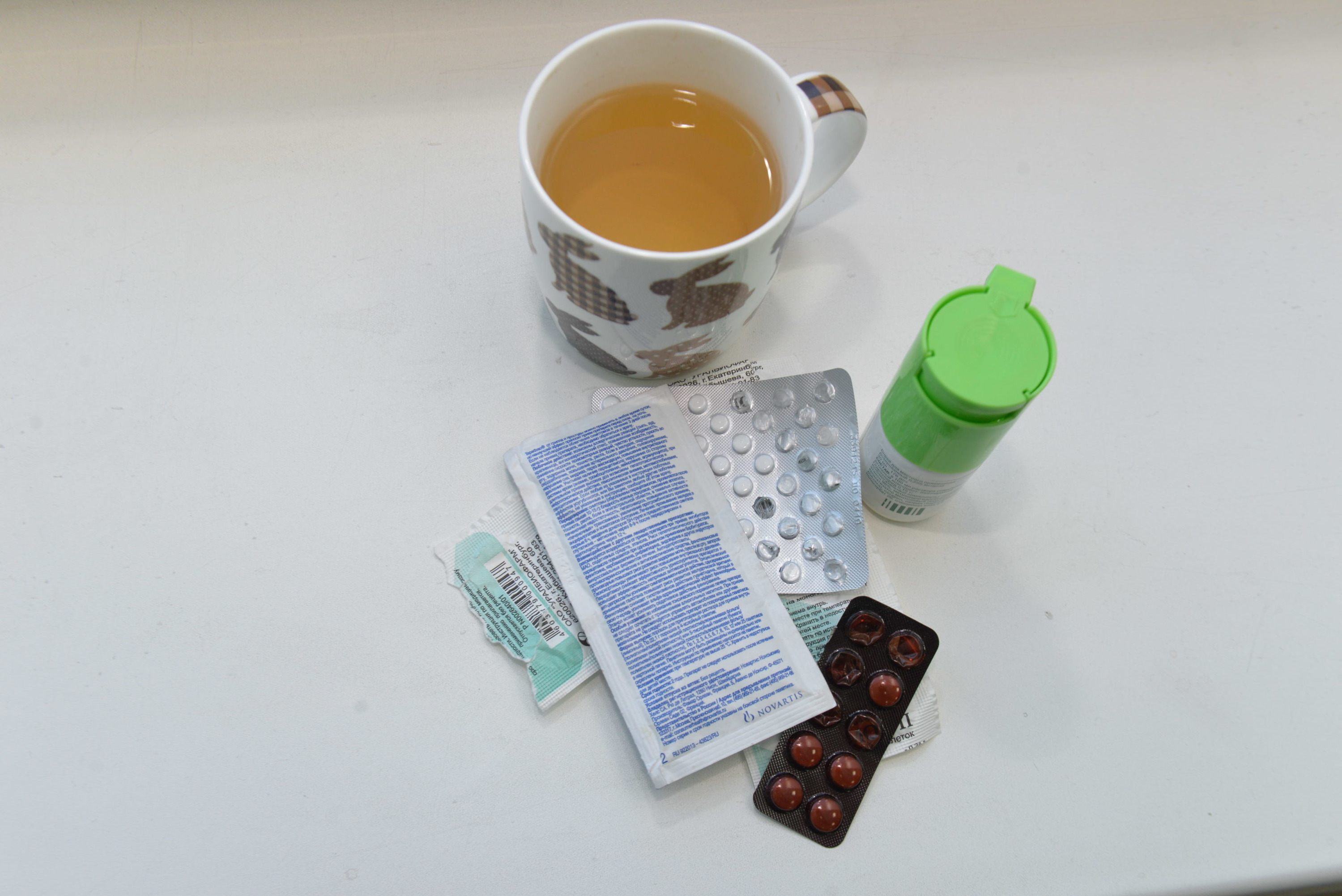 У многих препаратов есть побочные эффекты, о которых нужно помнить