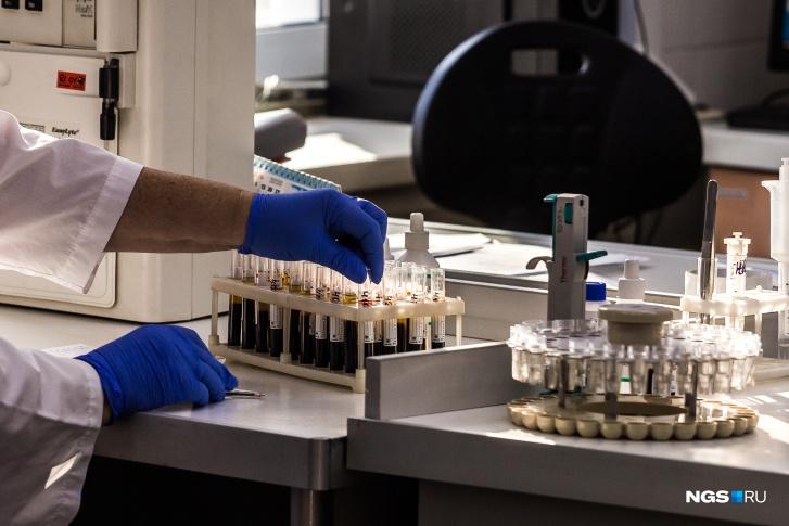 Лаборатория, в которой делают общий анализ крови, используется не только для нужд центра и больницы, но и для всего района