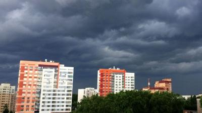 Гроза и град: в Башкирии резко испортится погода и похолодает