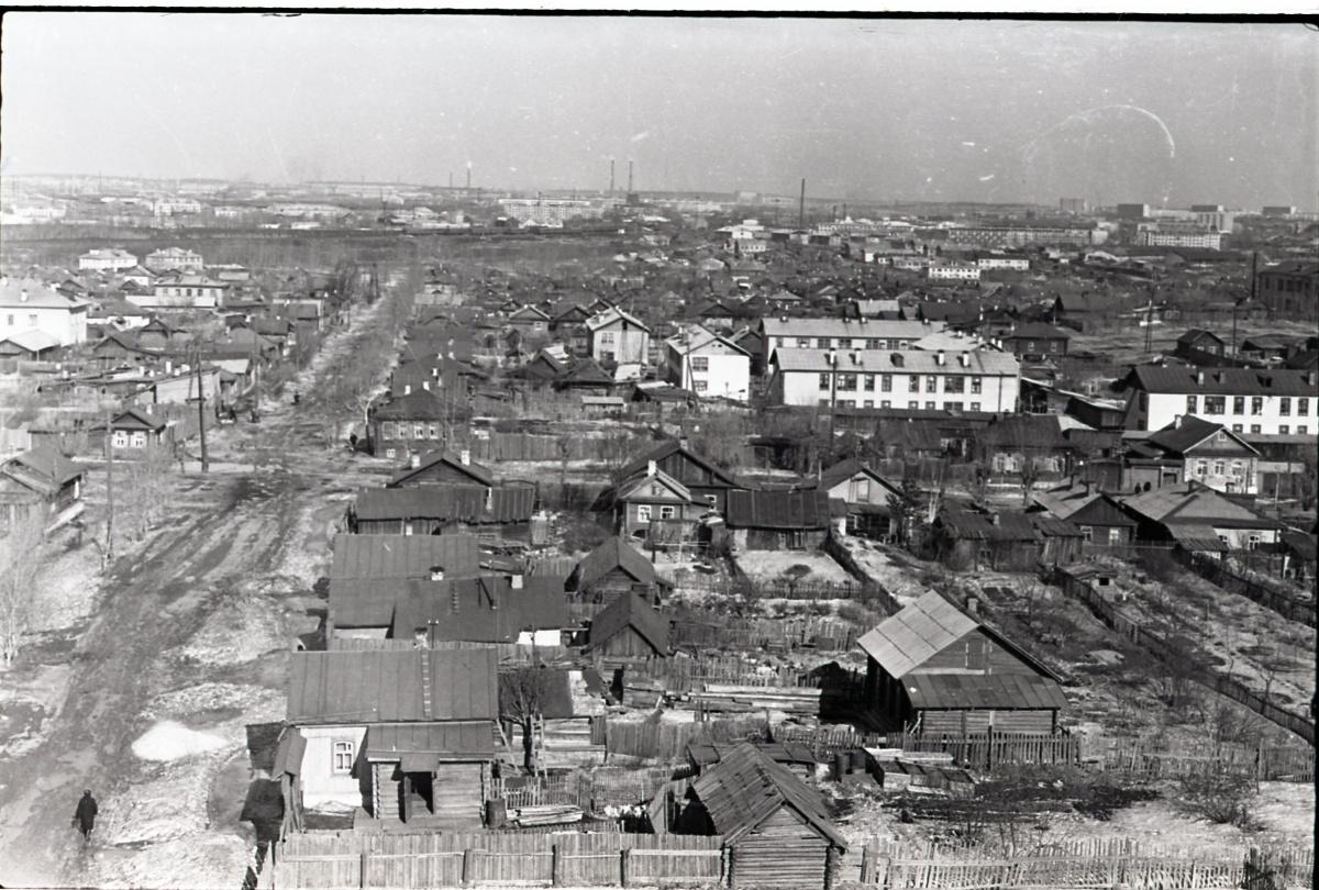 Екатеринбург чёрно-белый: смотрим фотографии Сортировки — еще до взрыва и «Таганского ряда»