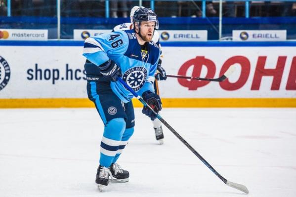 В прошлом сезоне Дмитрий Лукин сломал челюсть, из-за чего пропустил часть чемпионата