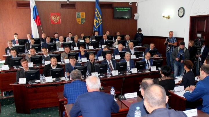 Обратились в прокуратуру: председателя гордумы Тольятти не могут выбрать из-за правок в уставе