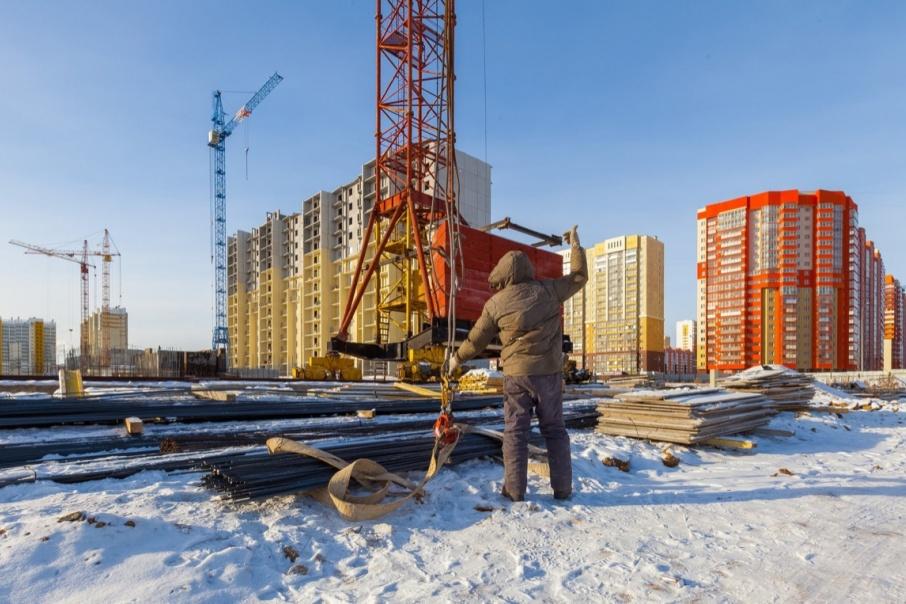 Жители ещё пяти высоток в проблемном микрорайоне получат права на свои квартиры