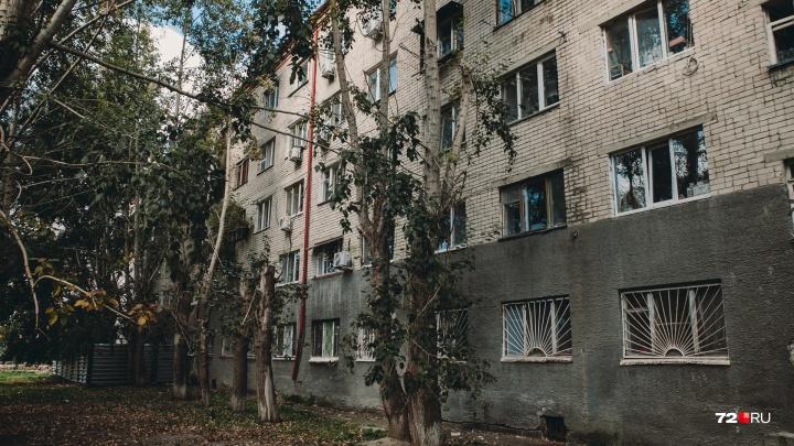 Общежитие на Ставропольской, из которого экстренно выселяли людей, снесут минимум через год