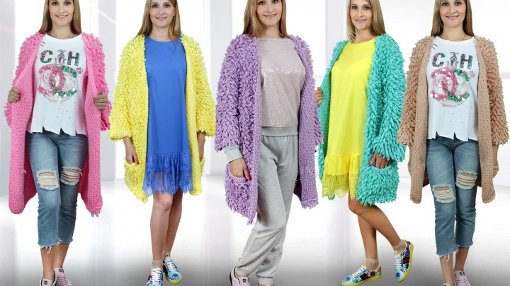 Летняя модная яркая одежда от «Пяти сезонов» стоит теперь на 40 % дешевле