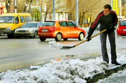 Холодная и снежная погода в Челябинской области сохранится до понедельника