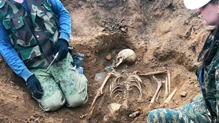 Волгоградские поисковики ищут родственников младшего лейтенанта из Кировской области