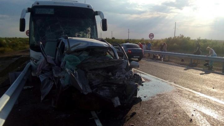 Погибшими в ДТП на трассе в Дубовском районе оказались жители Пермского края