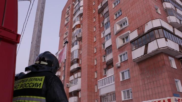 Прокуратура Прикамья выяснит причину обрушения перекрытий в доме на Революции