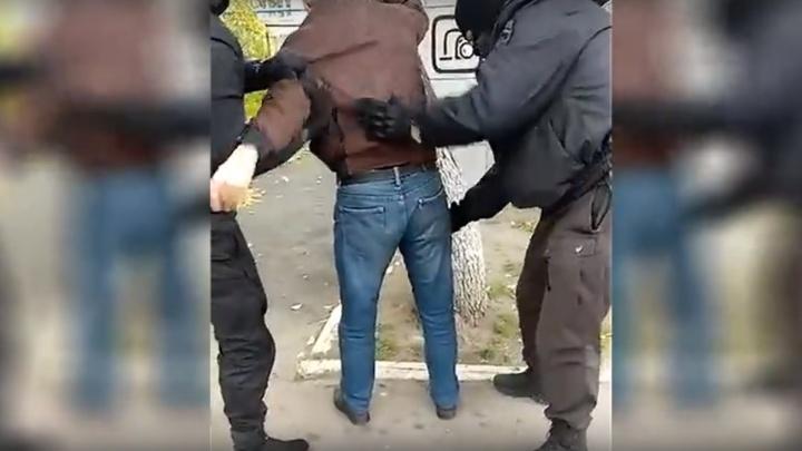 В Кургане задержали жителя Азербайджана, находящегося в международном розыске