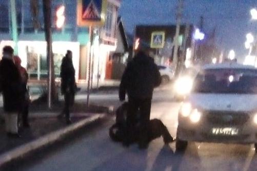 В Шахтах водитель «Форда-Мондео» сбил женщину
