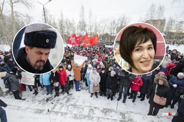 Елена Калинина сама попросила о встрече с руководством полиции, чтобы обсудить вопросы безопасности митинга