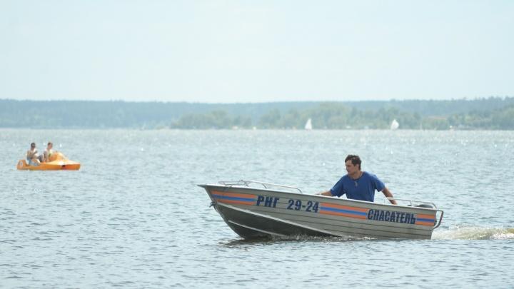 Сибиряк нырнул в озеро Грёз и пропал