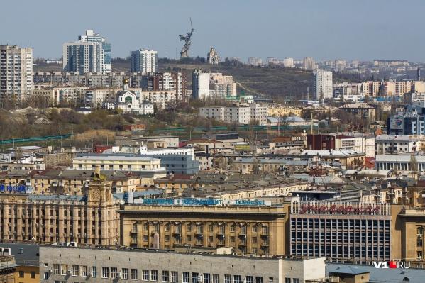 В Волгограде смертность превышает рождаемость